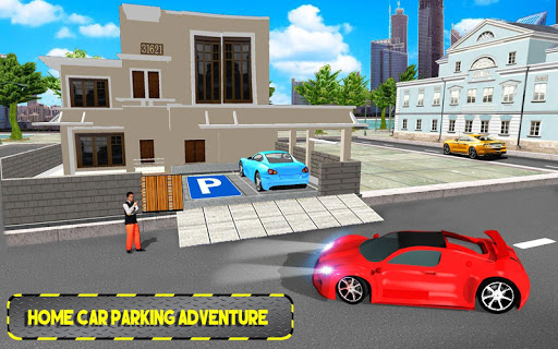 Home Car Parking Adventure: Free Parking Games  screenshots 1
