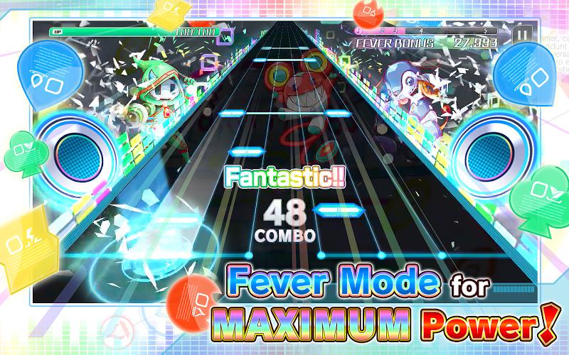 Sonic Beat feat. Crash Fever Screenshot 8