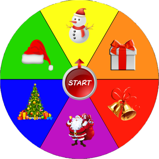 Lucky Wheel Christmas 2016 益智 App LOGO-APP試玩