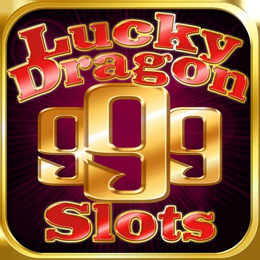 Lucky Dragon 999 Slots 博奕 LOGO-玩APPs