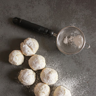 Hazelnut Snowball Cookies Recipe