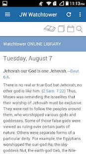 Jehovahovi svědkové seznamovací služby