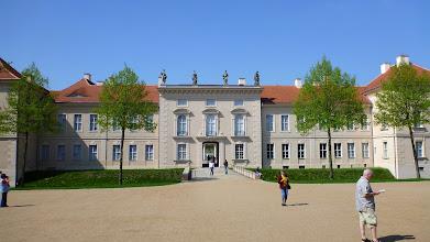 Photo: Schloss Rheinsberg von vorne