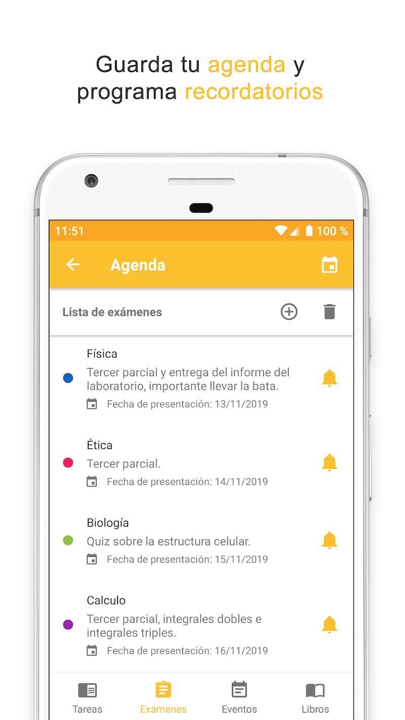 Notas U Pro Screenshot 5