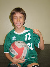 Photo: Leonardo Primo Volley numero 12