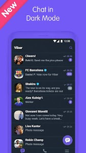 Viber Messenger - Messages, Group Chats & Calls 10.7.0.4