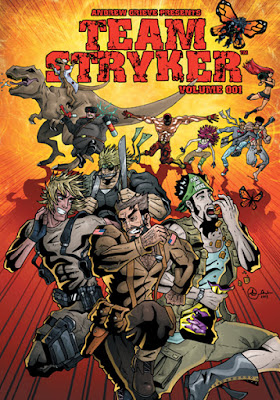 Team Stryker Volume 001 cover