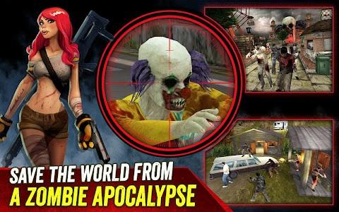 Zombie Hunter: Apocalypse v2.2.7