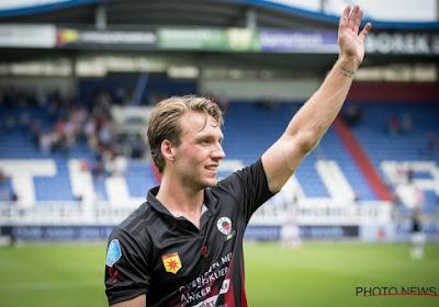 Waasland-Beveren officialise sa deuxième acquisition pour la saison prochaine