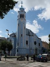 Photo: Bratislava, Blaue Kirche