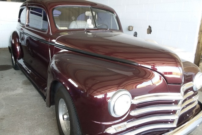 1947 Plymouth Hire LA