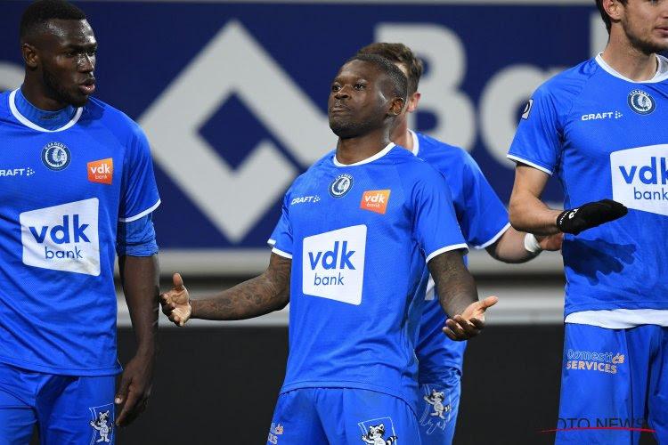 Stallone Limbombé is erg duidelijk over redenen omtrent afspringen transfer, wat nu met hem bij Gent? Ook Thorup reageert