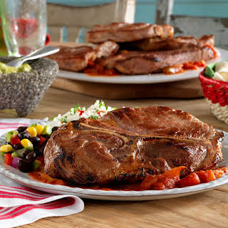 Mexican Pork Steaks.