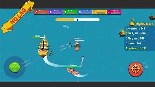 Pirates.io  captures d'écran 1