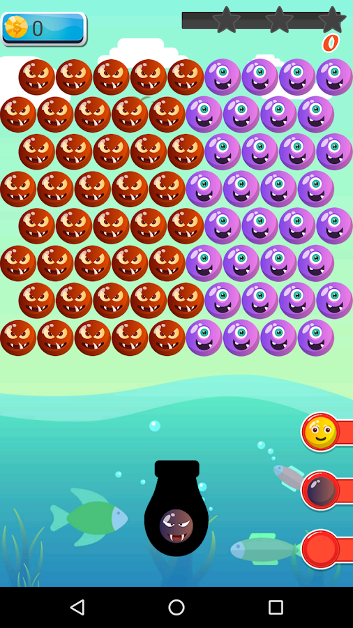 Jelly's Shooter- screenshot
