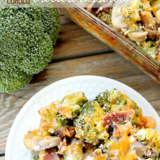Loaded Broccoli Casserole