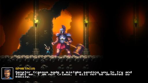 Swords and Sandals Spartacus  screenshots 8