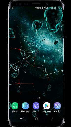 Space Particles 3D Live Wallpaper  screenshots 16