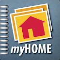MyHOME Scr.APP.book icon