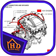 Japanese Car Wiring Diagram by HIGHDEV icon