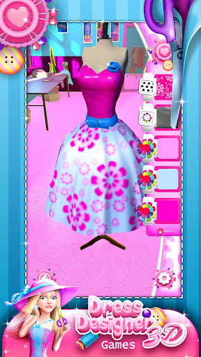 Dress Designer Game for Girls 4.0.1 screenshots 1