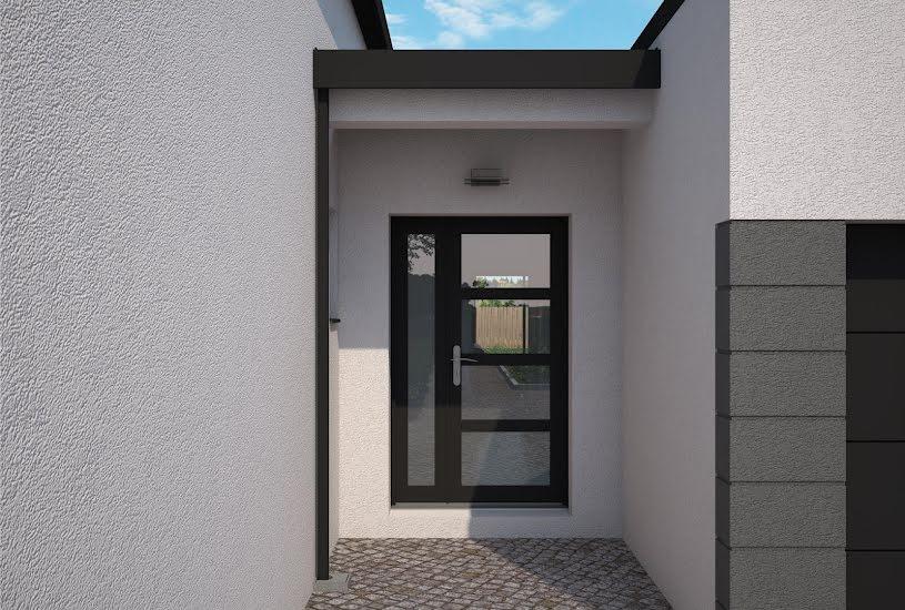 Vente Terrain + Maison - Terrain : 600m² - Maison : 140m² à Sonzay (37360)