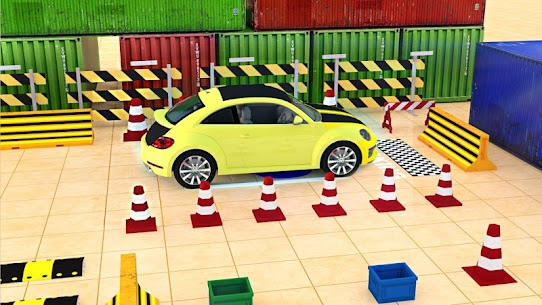 Modern Car Parking Drive 3D Game – Free Games 2020 2