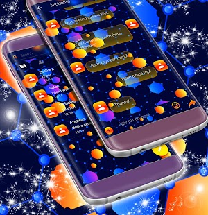 2018 SMS aplikace - náhled