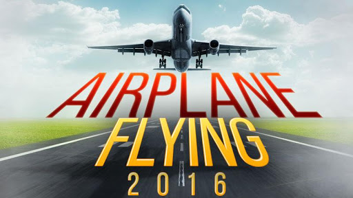 Airplane Flying 2016