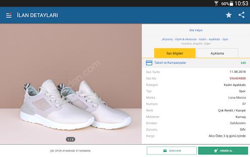 sahibinden.com: Emlak,Araba,Alışveriş ve Diğerleri Screenshot