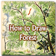 How to Draw Forest and Tree (app)