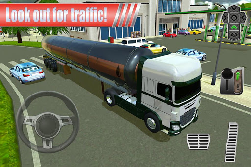 Gas Station: Car Parking Sim  screenshots 4