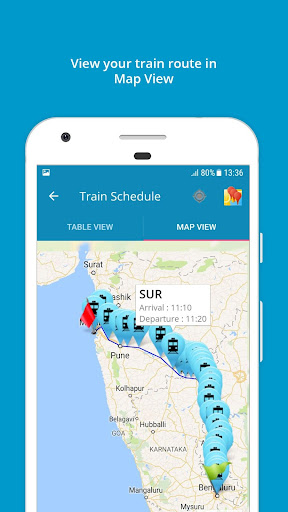 Indian Rail Train Info 3.0.61 screenshots 6
