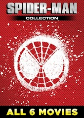 Spider-Man 6 Film Collection