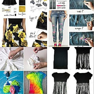 DIY Teen Clothes Ideas - Android Apps on Google Play