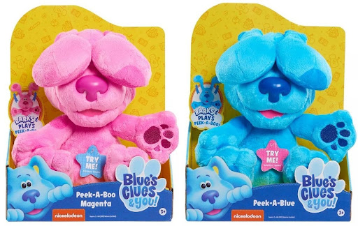 Blue's Clues Peek-a-Boo Plush Just $8.74 on Kohl's.com (Regularly $25) + More Toy Clearance
