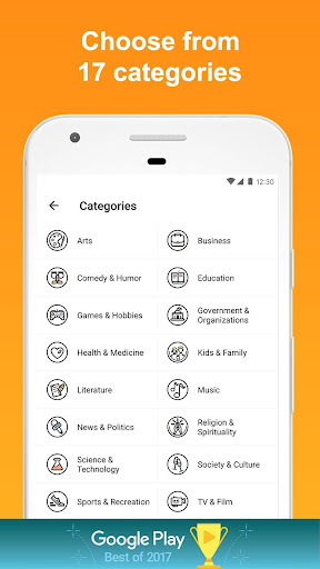 Castbox: Free Podcast Player, Radio & Audio Books  screenshots 5