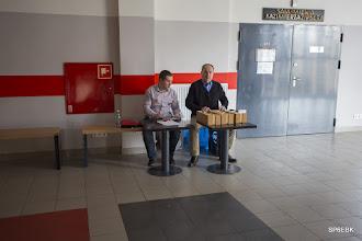 Photo: Sekretariat zebrania: Michał SQ6IYV i Marek SP6DT