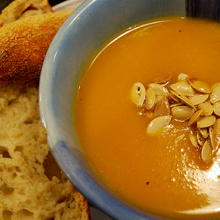 To-Die-For Spiced Butternut Squash Soup. {Vegan Recipe}