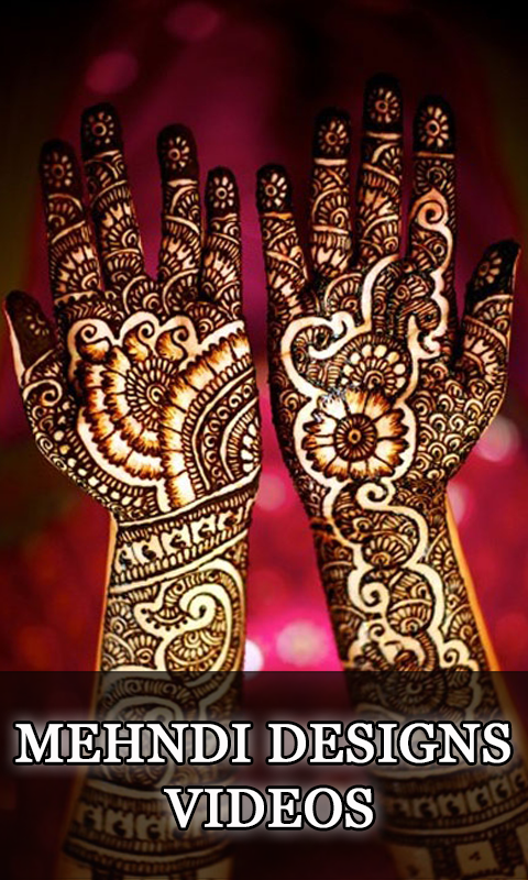 Mehndi Designs App : Mehndi designs videos android apps on google play