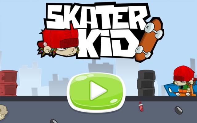 Skater Kid Game