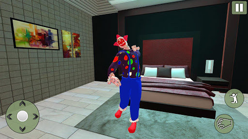 Scary Horror Clown  Pennywise - Ghost Escape Game 1.1 screenshots 6