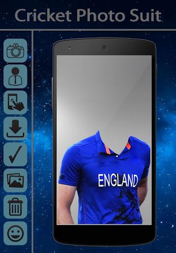 Cricket Photo Suit Ultimate