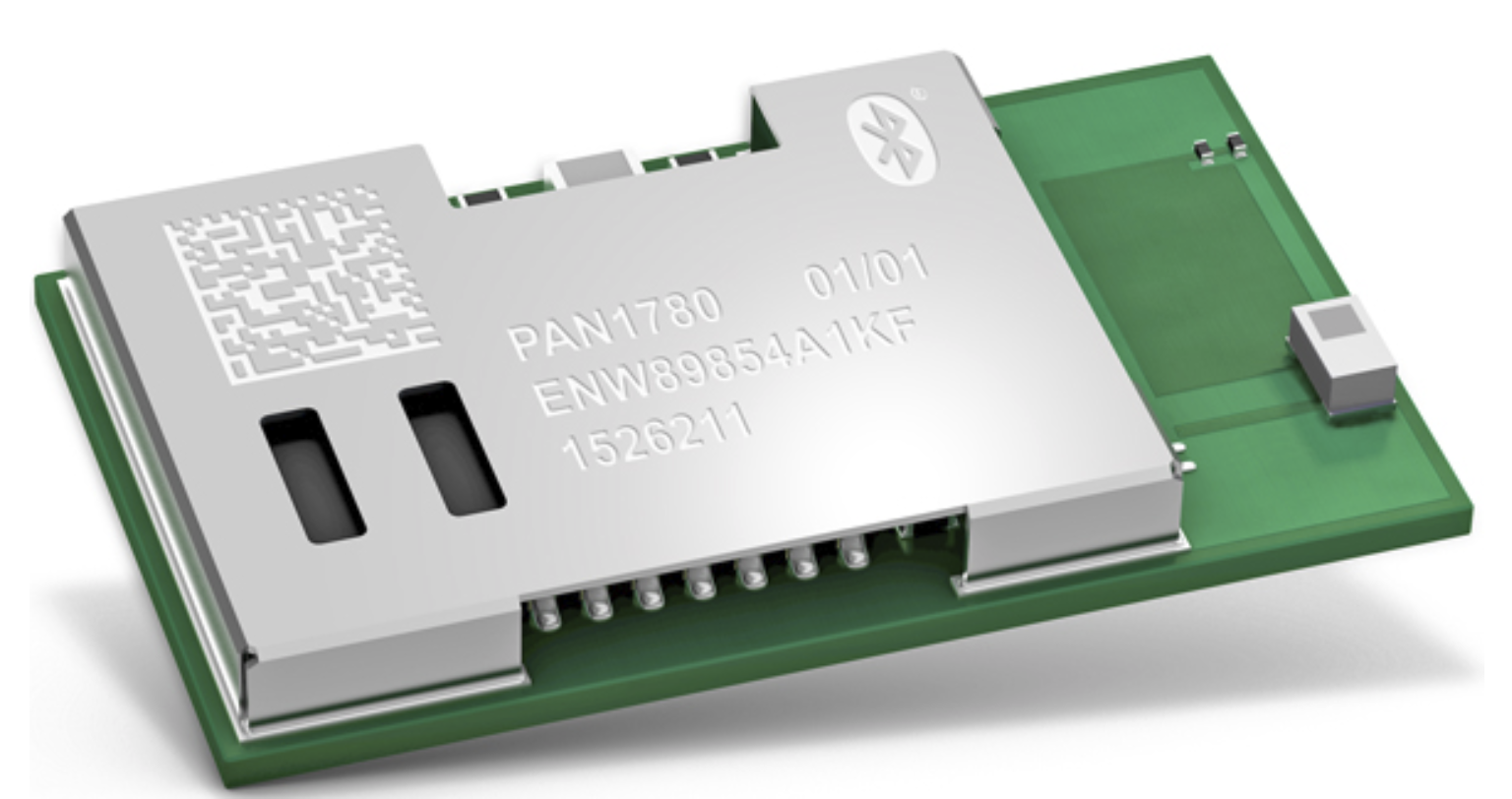 Panasonic Bluetooth module suits long-range IoT use.