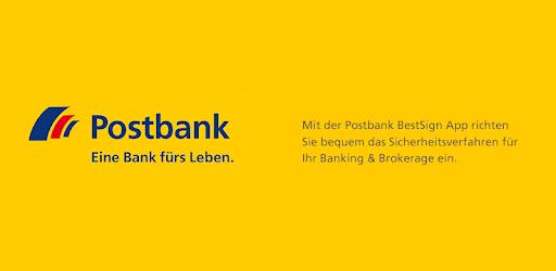 Postbank Bestsign Apps On Google Play