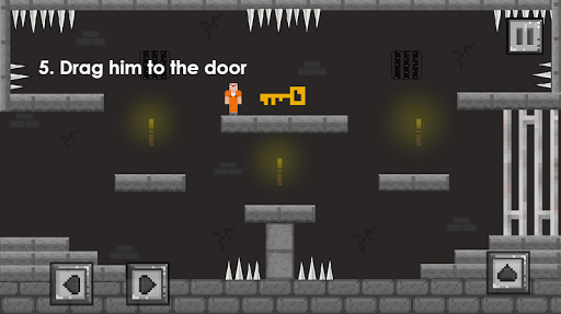 Escaping Noob vs Hacker: one level of Jailbreak 5.0.0.0 screenshots 20