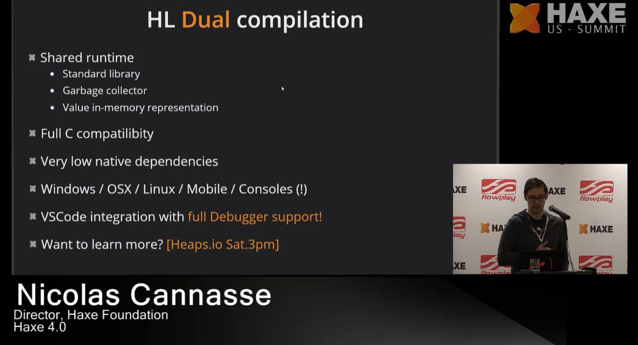 HashLink dual compilation details