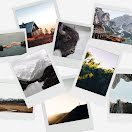 Outdoors Polaroid Collection - Photo Collage item