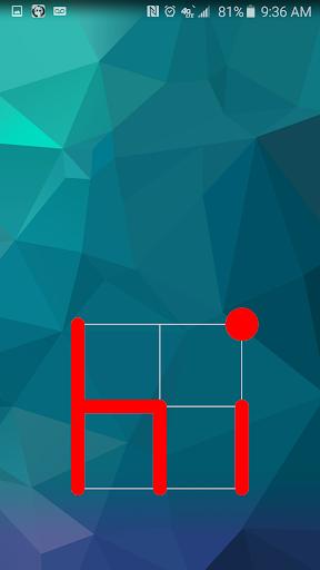 围棋密码锁屏(精简版)