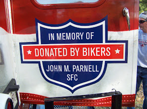 Photo: It Was Donated By Bikers